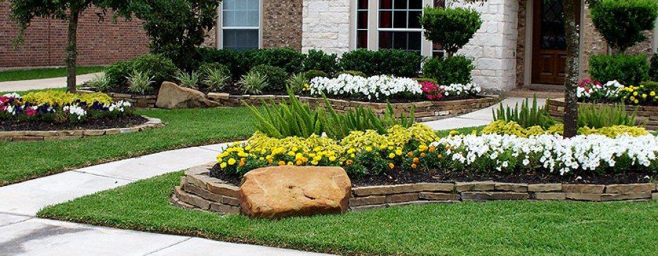 Landscape gardening calendar houston for Garden design houston