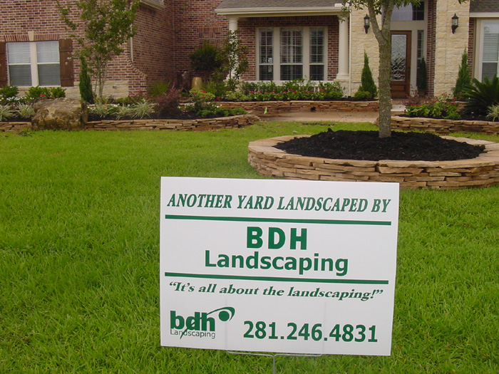 Landscaping Houston Landscaper