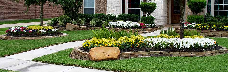 Bon Residential Landscape Design Houston U2013 Affordable Landscaper Designer  Houston. Posted: Uncategorized