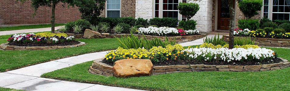 Landscape Design Amp Install Services Houston 281 966 5848