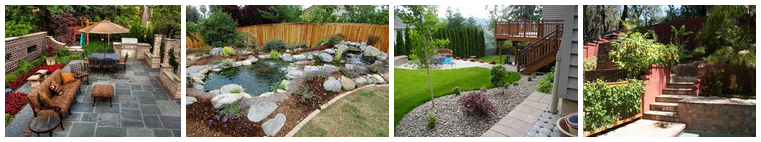 Backyard Landscaping Cypress : Landscape Cypress